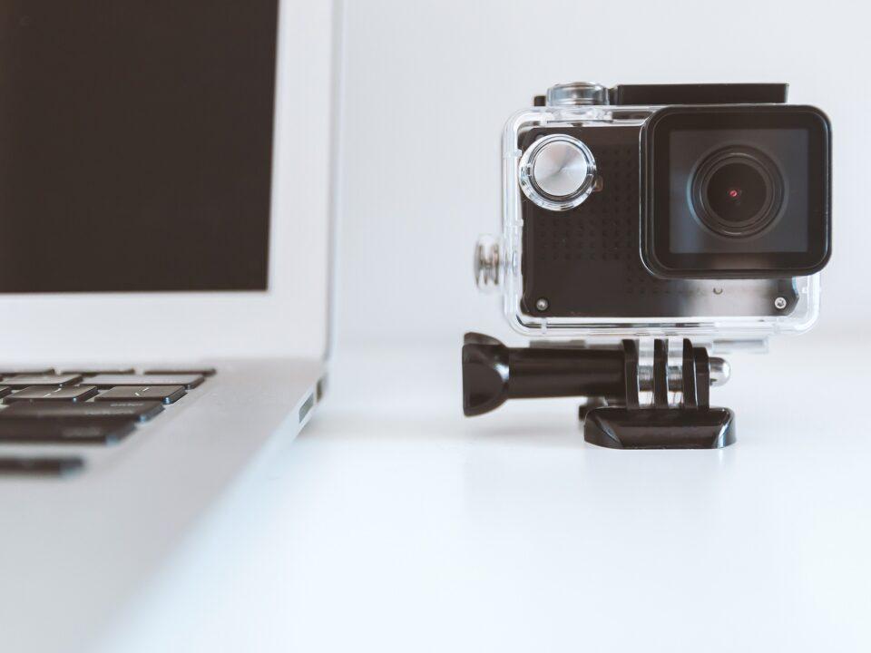 Virtual presentation camera